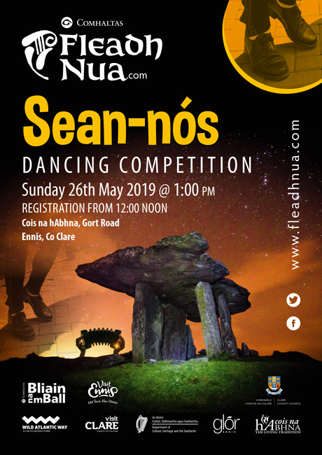 Sean Nós Dancing Competitions