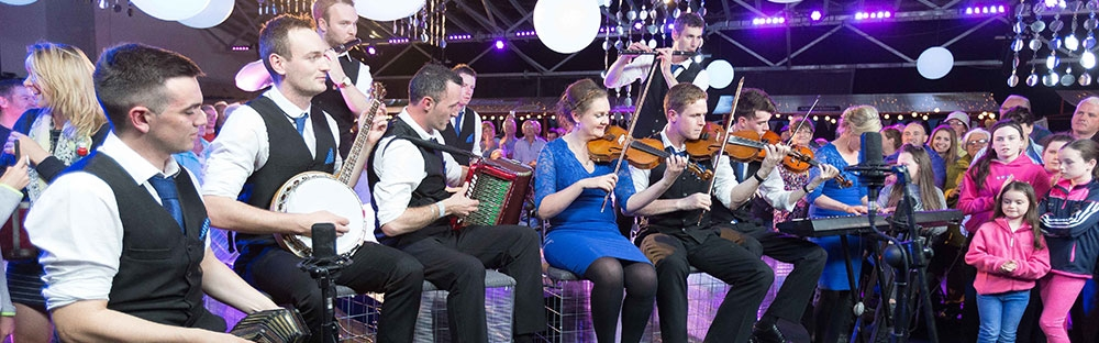 The Shandrum Céilí Band Concert